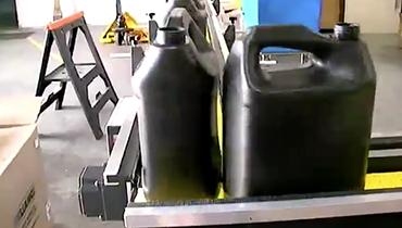 3) 90° Turn Plastic Bottle