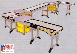 Custom Modular Conveyor Systems