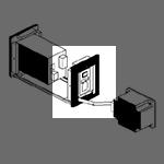 Remote control box end