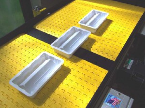 conveyor accessories - end to end transfer plate