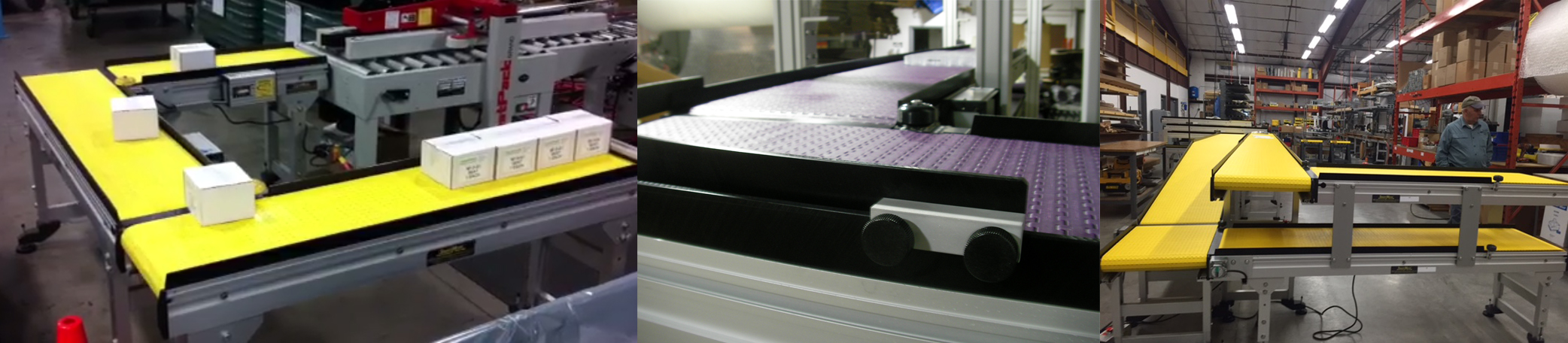 Modular Conveyors from SmartMove®