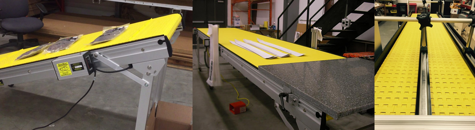 Short-Line Conveyor Systems from SmartMove®
