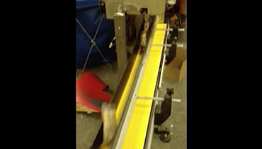 67) Counting take-a-way conveyor