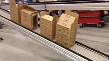 74) Z Frame Long Line Conveyor