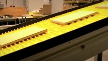 73) Ribbed Top Conveyor