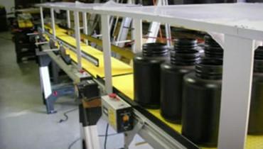 76) Custom Engineered Conveyors