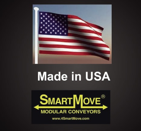 conveyors manufactured in the usa