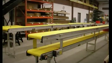 82) Custom Conveyor Systems