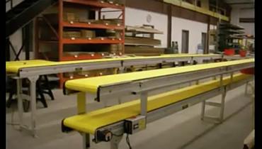 82) Custom Conveyor Systems