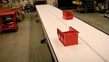 84) Pharmacy Line Conveyor