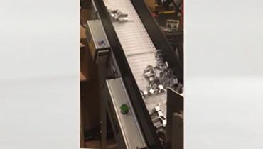86) Infeed Conveyor