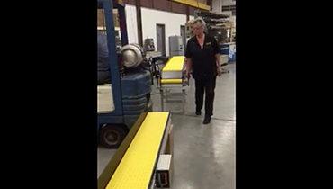 101) Sliding Gate Conveyor