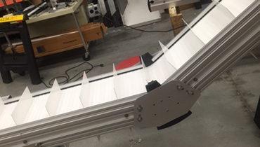 115) Incline Sorting Conveyor