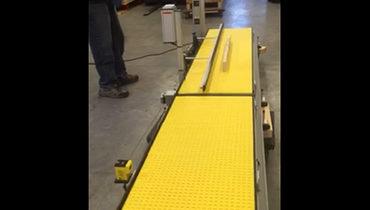 114) Separating Indexing Conveyor