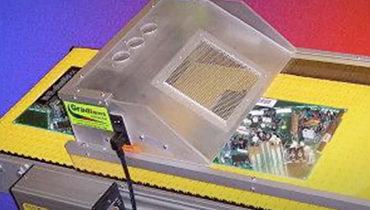 119) Electro Static Dissipative De-Ionizing Blower