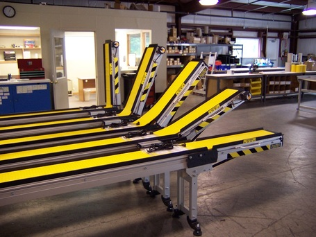 Conveyor Systems Manufacturers - Modular systems