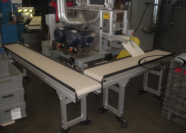 Conveyor Manufacturers - Custom engineered systems to order