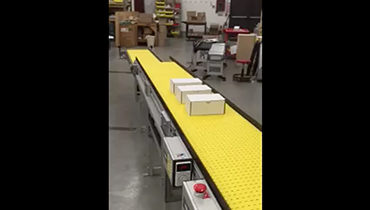 169) Retractable Conveyor