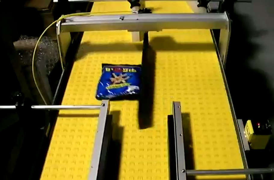 conveyors that count, singulate and change product orientation