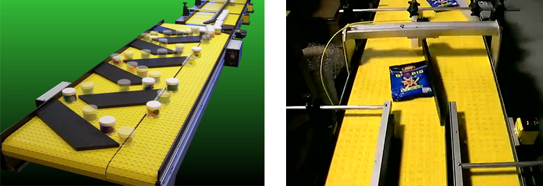 Sorting Conveyor Systems from SmartMove®