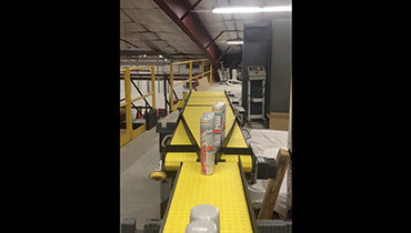 191) Singulating and Sorting Conveyor