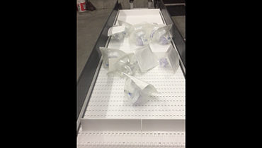 205) counting up & over z conveyor