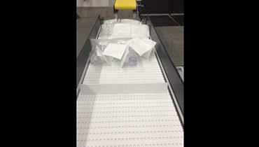 206) up & over z frame conveyor