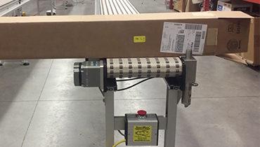211) Soft accumulation conveyor