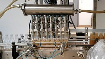 230) packaging bottling conveyor system