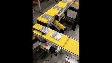 246) counting separating pharmacy conveyor