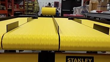 261) little accumulation conveyor