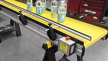 271) reversible double stop conveyor