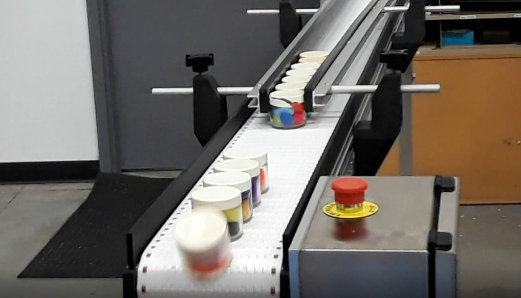 little washable food conveyor