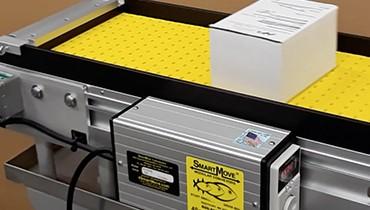 275) accumulation conveyor – end stop bar