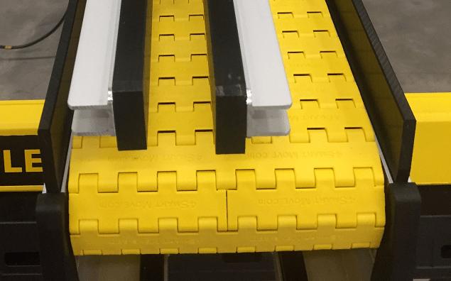 tighten adjust conveyor belt set screw