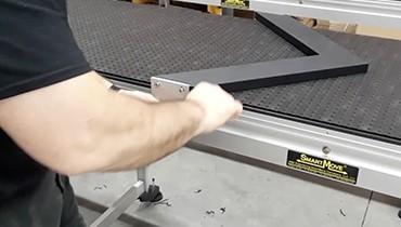 288) quality control accumulation conveyor